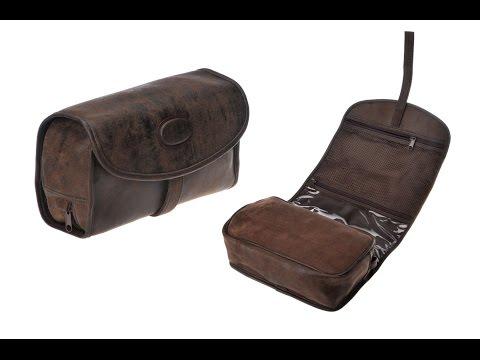 Unboxing Beauty case da viaggio uomo