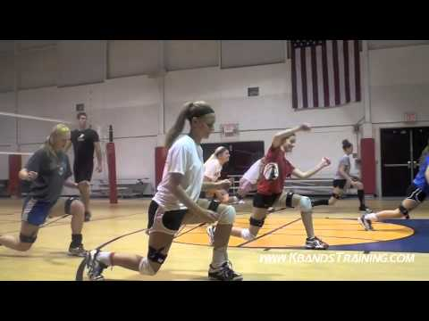 Preview video Volleyball Jumps | Jumping Drills