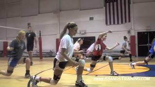 Volleyball Jumps | Jumping Drills