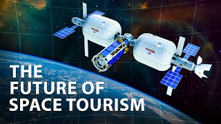 What Will Space Tourism Be Like?