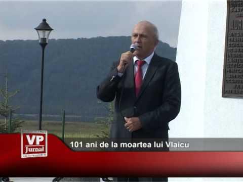 101 ani de la moartea lui Vlaicu