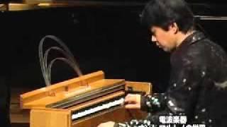 Tanuki, Takashi Harada Aux Ondes Martenot, Hiroko Sakurazawa Au Piano.wmv