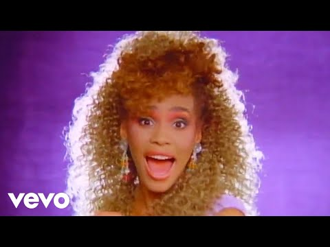 Whitney Houston - I Wanna Dance With Somebody video
