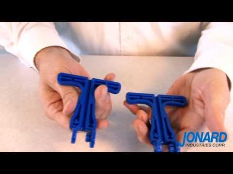 Video: Jonard Tools FOD-2000 Fiber Optic Drop Cable Slitter