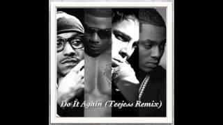Lloyd ft. Dan Talevski, Nelly & Soulja Boy / Do It Again (Remix)