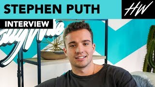 Stephen Puth's FIRST Live Performance Of 'Sexual Vibe'!!  | Hollywire