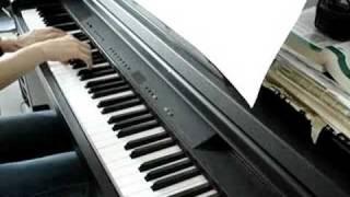 Metallica - Welcome home (Sanitarium)  - piano cover