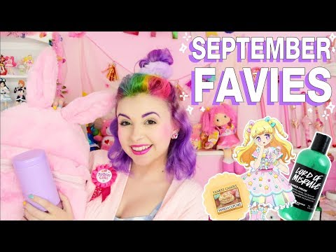 SEPTEMBER FAVIES ♡ Feat. My ANIME FIGURE COLLECTION