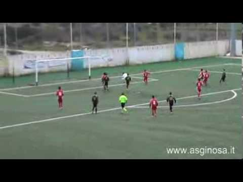 Preview video GINOSA-MOTTOLA 1-0 Ginosa vince ma non convince