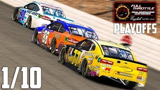 iRacing - RSR Cup Series at Vegas |Chase Race 1/10|
