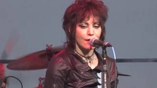 "Joan Jett & The Blackhearts - ""Bad Reputation"" and ""Cherry Bomb"" (Live in San Diego 6-9-16)"