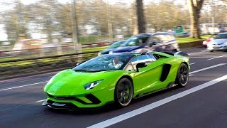 What a BEAST, LAMBORGHINI Aventador S insane spec and Sound!