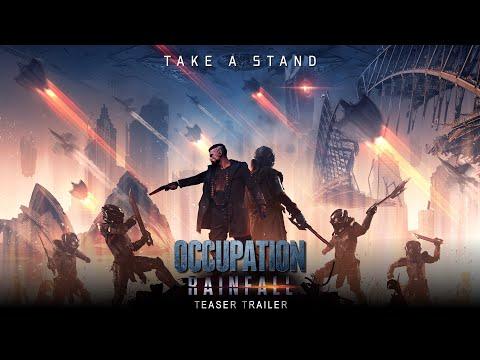 OCCUPATION: RAINFALL | Teaser Trailer