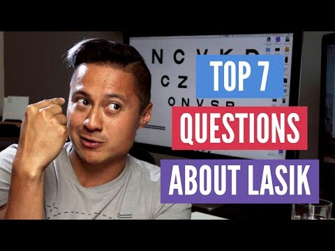Top 7 LASIK Questions: Risks, and Is It Worth It?