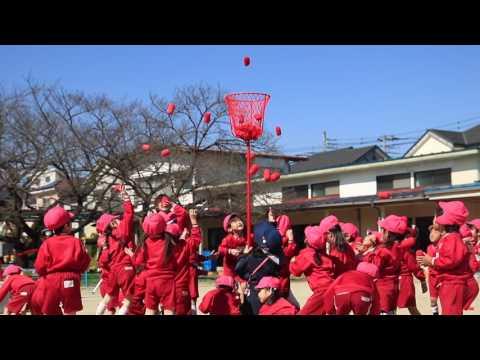 青徳幼稚園 ミニ運動会その1