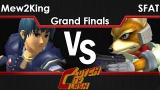 CCC - Mew2King (Marth) vs CLG | SFAT (Fox, Marth) Grand Finals - Melee