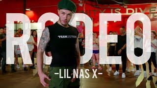 Lil Nas X, Cardi B   Rodeo | Hamilton Evans Choreography