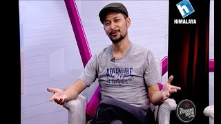 Bipul Chettri - First TV Interview (LIVON-THE EVENING SHOW AT SIX)