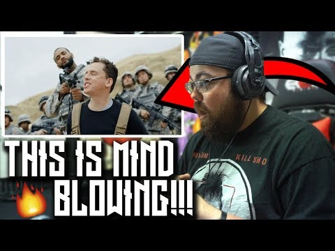RAPPER REACTS to Joyner Lucas ft. Logic - ISIS (ADHD)