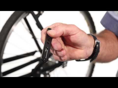 Hebie Fahrradständer Fox - Montage