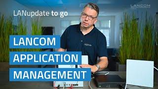 YouTube-Video Cloud: Firewalls einheitlich verwalten dank Application Management
