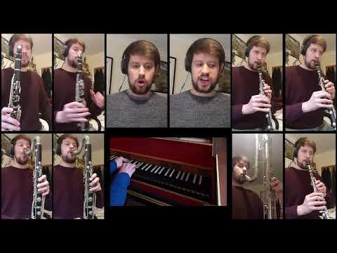 Jake Muffet – baritone and instrumentalist