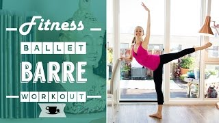 Ballet Barre Fitness workout by Lazy Dancer Tips