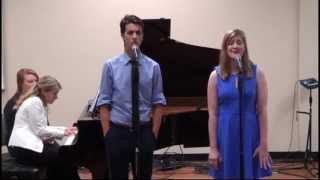 I'd Give It All For You - Jonathan Hogue and Kylie Smith