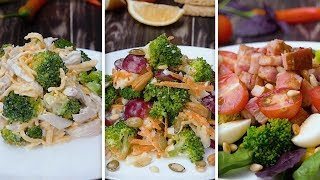 Салаты из брокколи - Рецепты от Со Вкусом