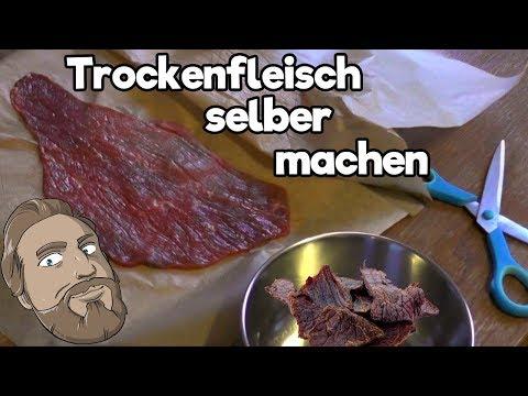 TrockenFleisch selber im Backofen machen | Kochstudio Babbler