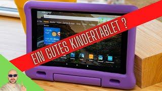 Amazon Fire HD 8 Kinder Tablet  In Betrieb Nehmen