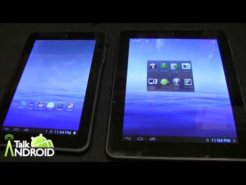 Hands on with E Fun Nextbook 7-inch and 8-inch tablets