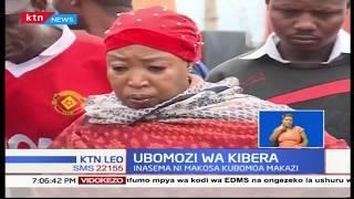 Shirika la Amnesty linaitaka serikali kuwafidia waliopoteza makao yao kwenye ubomozi wa Kibera