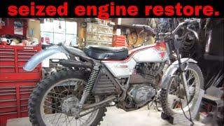 will it run? antique honda trials bike pt 1 of 2