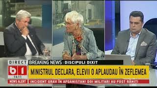 TALK B1: ECATERINA ANDRONESCU LUATA IN BALON DE OLIMPICI, P2/2