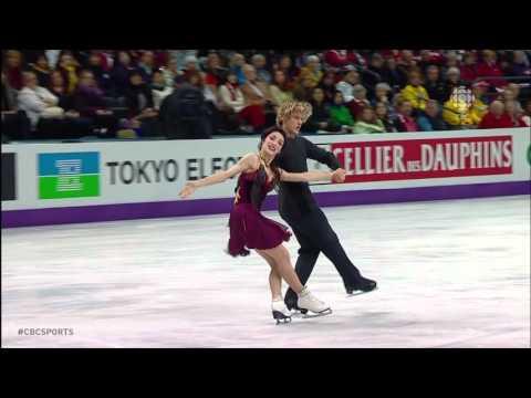 2012   2013   Worlds   Dance   FD   Meryl Davis & Charlie White   Notre Dame de Paris