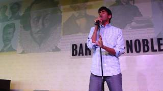 Anoop Desai Single Barnes and Noble, NYC June 8