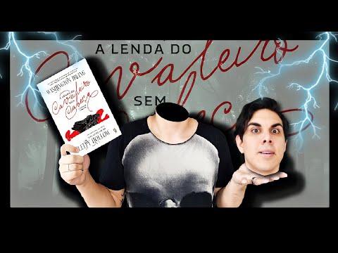 """Resenha """"A LENDA DO CAVALEIRO SEM CABEÇA""""   Um Clássico de Halloween"""