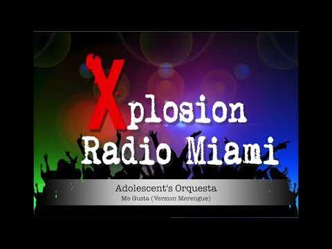 Adolescent's Orquesta - Me Gusta (Version Merengue) (Audio)