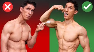 Eat This to Gain Muscle (NATURALLY!)