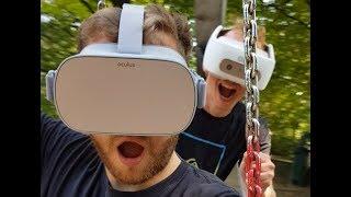 Oculus Go vs. HTC Vive Focus