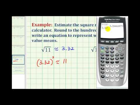 how to find square root without a calculator khan academy