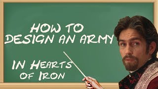 Space Marines and Other Useful Division Designs! HoI4 Tutorial