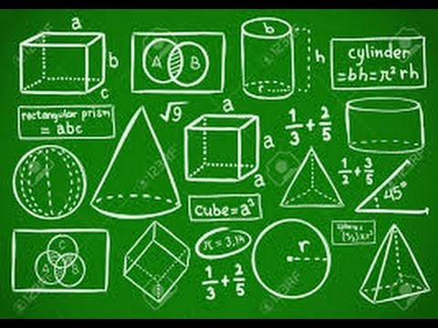 HOW TO DRAW MATHS PICTURE