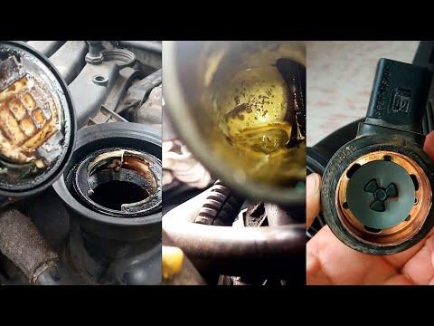 Ещё раз о ВКГ. Принцип работы маслоотделителя и клапана ВКГ на 1.6 BSE