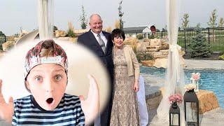 My GREAT Grandma got MARRIED on MY BIRTHDAY!