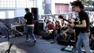 The Fall of Troy - You Got A Death Wish Johnny Truant Live @ Capitol Hill Block Party 7/30/2005