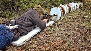 Крупнокалиберные пули против сидений для унитаза | Разрушительное ранчо | Перевод Zёбры