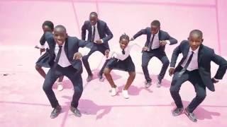 Ghetto Kids dancing StyleZo(Kadondo) by Eddy Kenzo