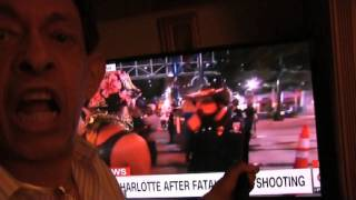 Charlotte Riots due to Racists Christ Psychosis Bible Virus void of LOGIC 9 21 16
